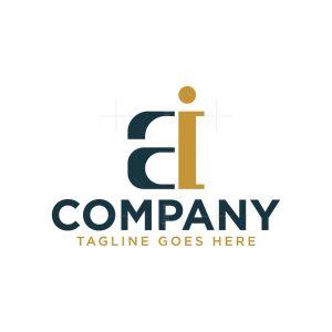 Ai Monogram Logo