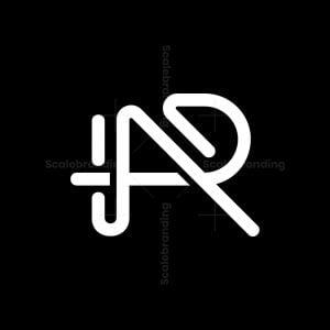 Letter Ar Monogram Logo
