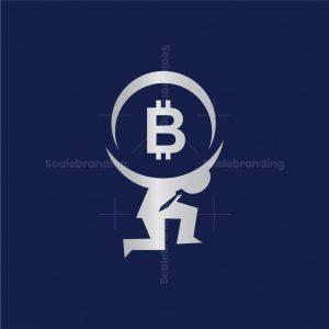 Atlas Bitcoin Logo