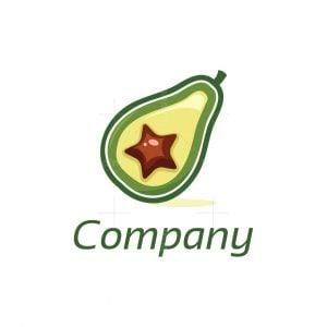 Avocado Star Logo