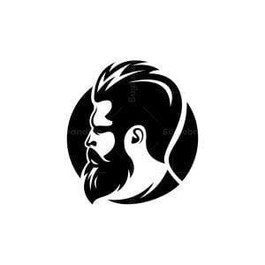 Barber Shop Icon Logo