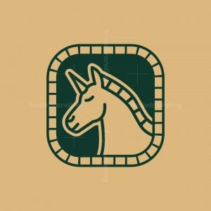 Beauty Unicorn Logo