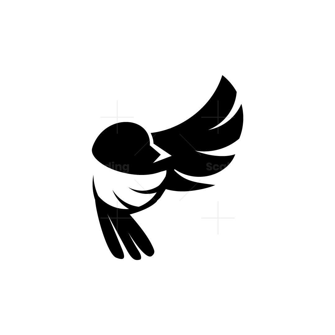 Bird Fly Logo