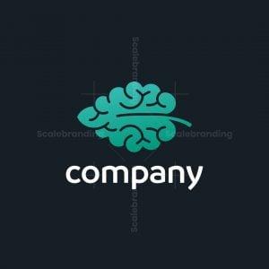 Brain Leaf Logo