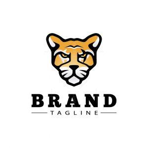 Cheetah Head Logo