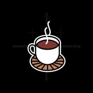Coffee Mug Icon Logo