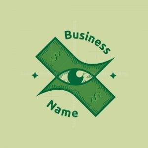 Eye Currency Logo