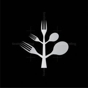 Cutlery Tree Logo