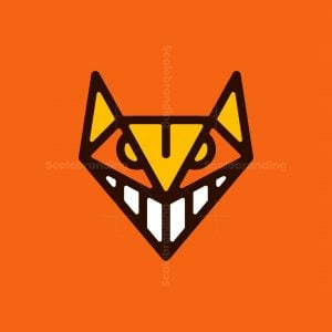 Diamond Fox Logo