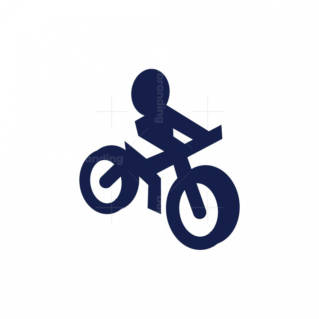 Driving Bike Logo