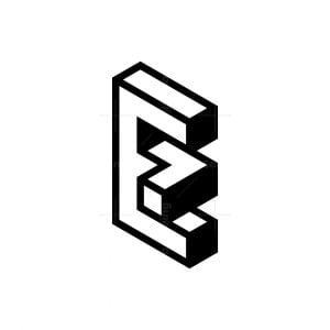 E Arrow Logo