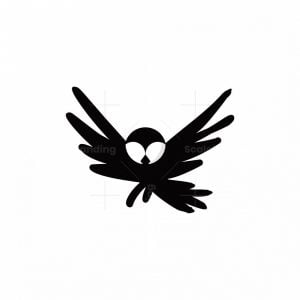 Eagle Sketch Logo
