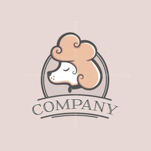 Elegant Poodle Logo