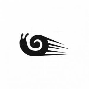 Fast Snail Logo
