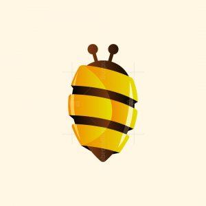 Bee Bud Logo