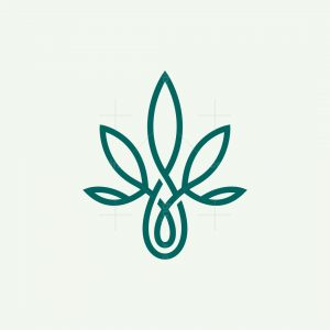 Minimalist Cbd Logo