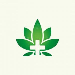 Health Cannabis Logo