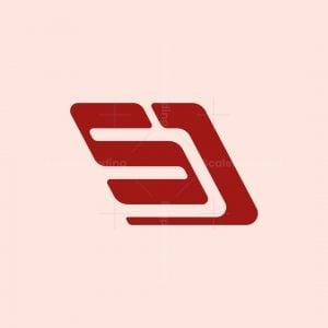 Js Or Sj Letter Monogram Logo