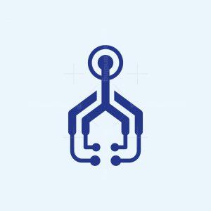 Stethoscope Home Logo