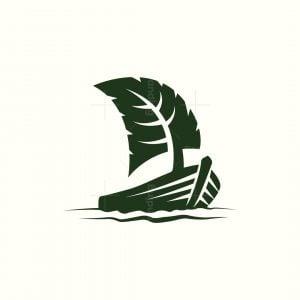Leaf Boat Logo