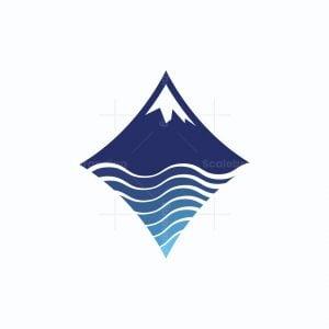 Mountain Lake Logo