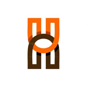 Modern H Logo