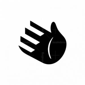 Hand And Stair Logo