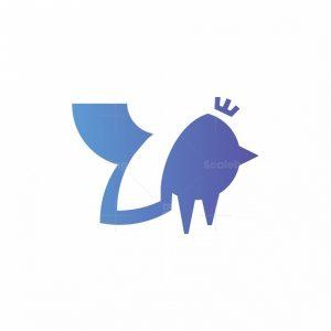 King Bird Logo