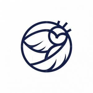 King Owl Logo
