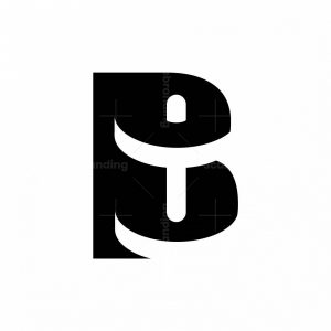 Letter B With Barbell Logo