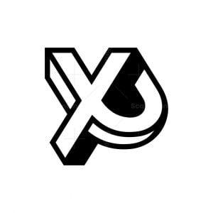 Initial Letter Xu Yu Logo