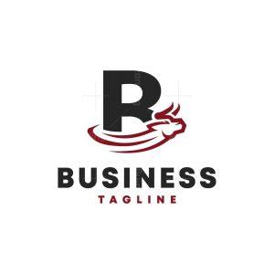 Bull Initials B Logo
