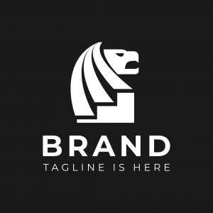 Lion Stairs Logo