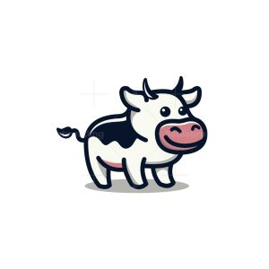 Little Cow Logo