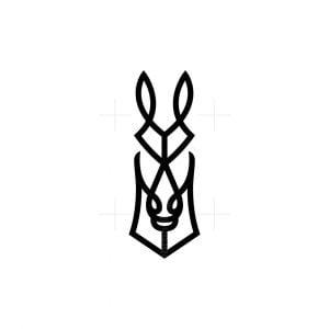 Luxurious Horse Head Logo Horse Logo