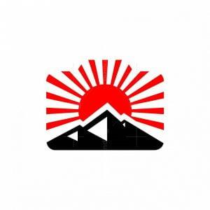 Mountain Photography Logo
