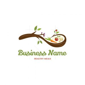 Organic Spoon Healthy Meals Logo