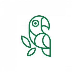 Parrot Line Logo