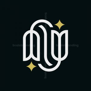 Flower And Star Logo
