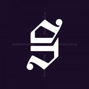 Letter G Classic Logo