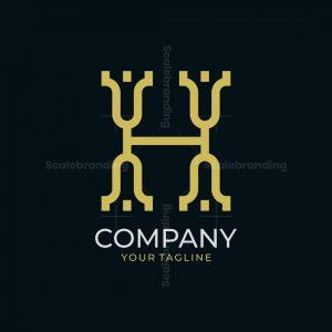 Classic Letter H Logo