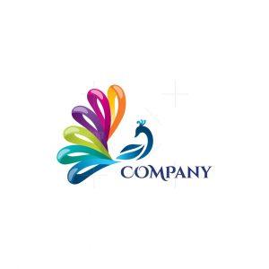 Peacock Media Logo