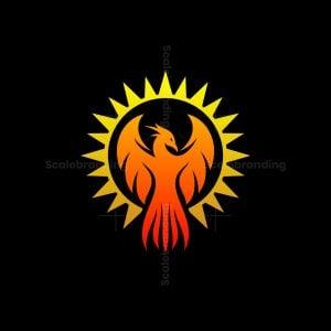Phoenix Sun Logo