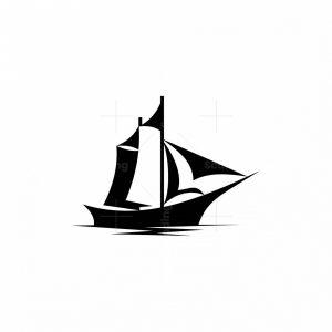 Pinisi Boat Logo