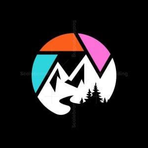 Pixel Outdoor Logo