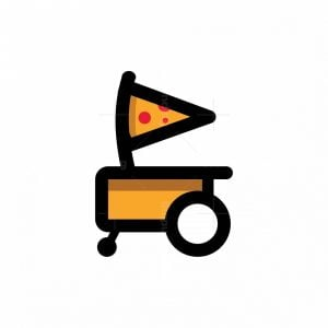 Pizza Store Logo