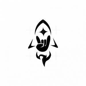 Rock Rocket Logo
