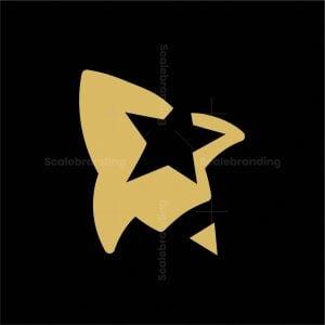 Rocket Star Logo