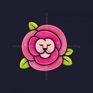 Lion Rose Logo
