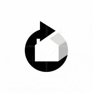 Rotate House Logo